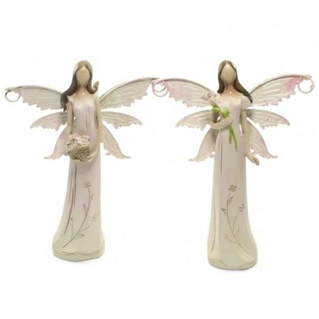 Set bledoružových anjelov