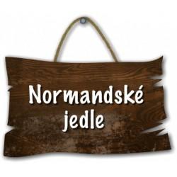 Normandské jedle